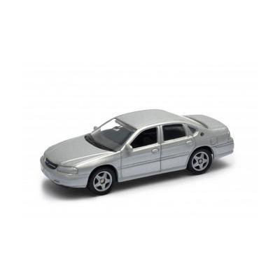 Welly Chevrolet Impala ezüst kisautó, 1:60-64