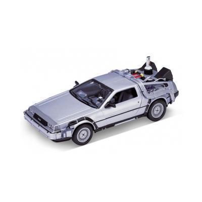 Welly DeLorean Vissza a jövőbe II. kisautó, 1:24