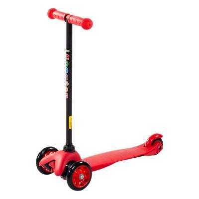Háromkerekű roller, piros
