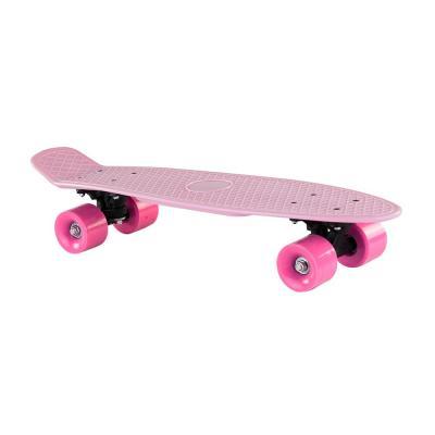Penny board gördeszka, rózsaszín
