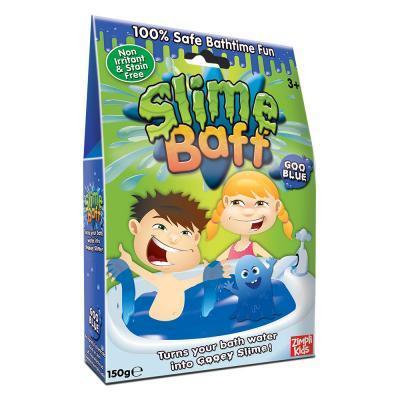Slime Baff fürdőnyálka 150g, kék