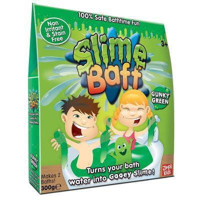 Slime Baff fürdőnyálka 300g, zöld