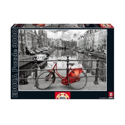 Educa Amsterdam puzzle, 3000 darabos