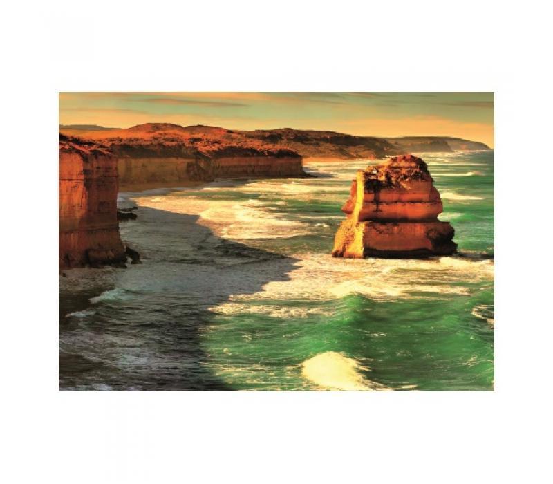 Educa Ausztrál óceánpart puzzle, 1000 darabos