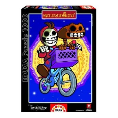 Educa Calaveritas, E.T. puzzle, 1000 darabos