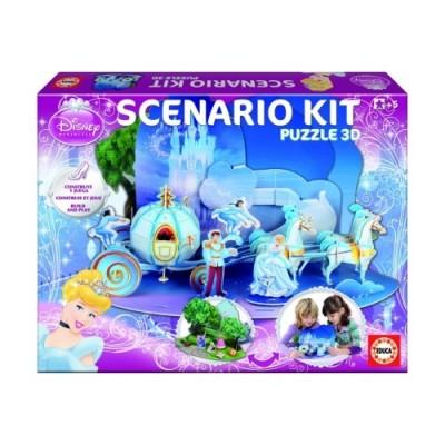Educa Disney Hamupipőke 3D puzzle