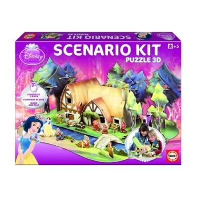 Educa Disney Hófehérke 3D puzzle