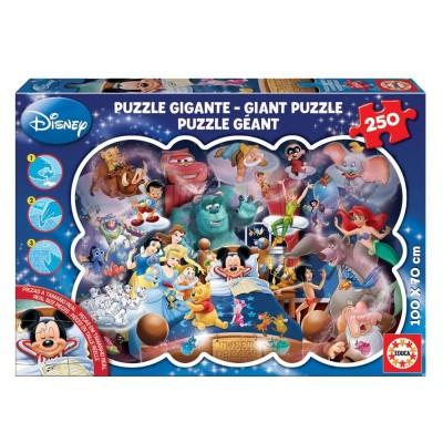 Educa Disney Mickey egér álma puzzle, 250 darabos