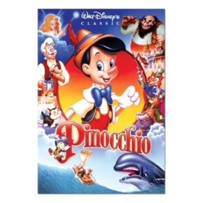 Educa Disney Pinokkió puzzle, 500 darabos