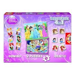 Educa Disney hercegnők szupercsomag