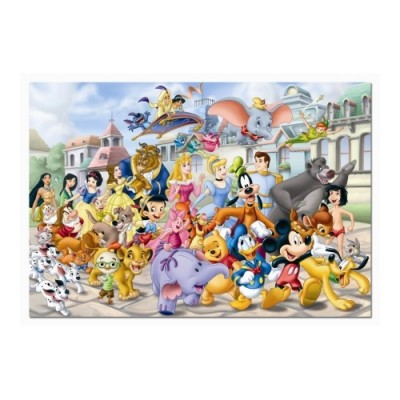Educa Disney paradé puzzle, 200 darabos