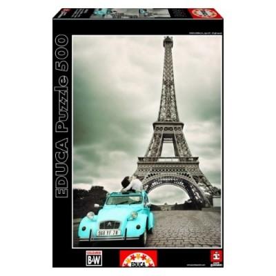 Educa Eiffel torony, Párizs puzzle, 500 darabos