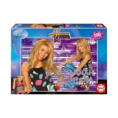 Educa Hannah Montana puzzle, 100 darabos