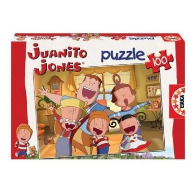 Educa Juanito Jones puzzle, 100 darabos