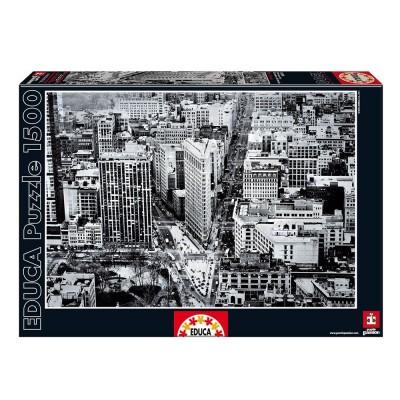 Educa Kereszteződés puzzle, 1500 darabos