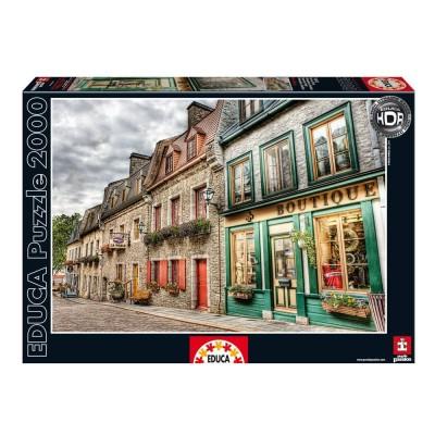 Educa Petit Champalan, Quebec HDR puzzle, 2000 darabos