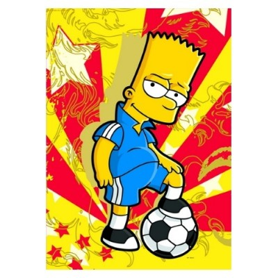Educa Simpsons puzzle, 500 darabos