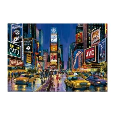 Educa Times Square, New York neon puzzle, 1000 darabos