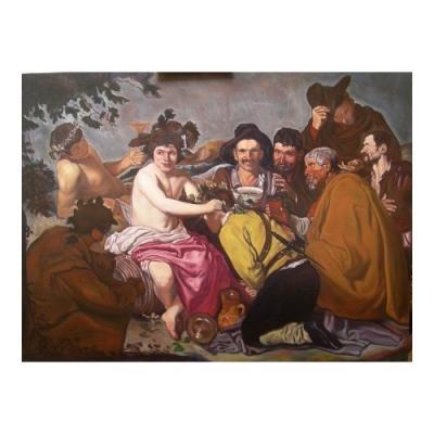 Educa Velázquez, Részegek puzzle, 1500 darabos