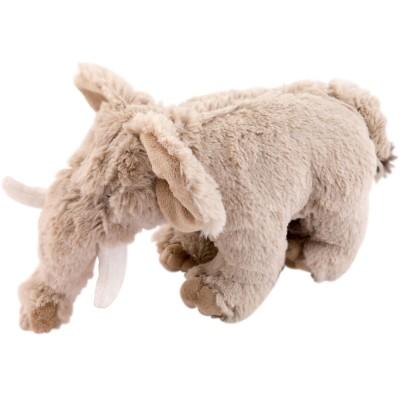 Elefánt plüss állat, 23 cm