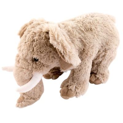 Elefánt plüss állat, 35 cm