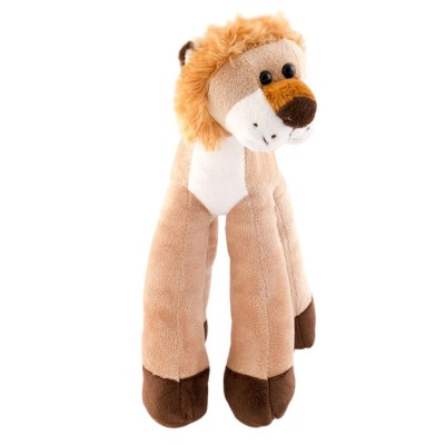 Oroszlán plüss állat, 33 cm