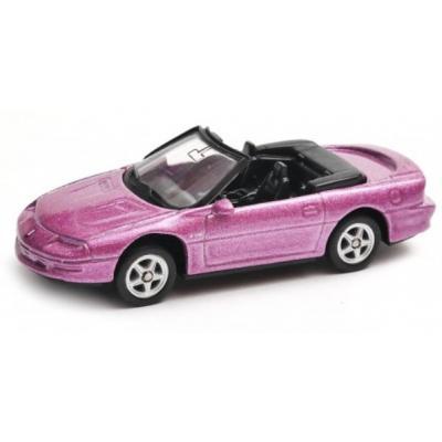 Welly Chevrolet Camaro rózsaszín kisautó, 1:60-64