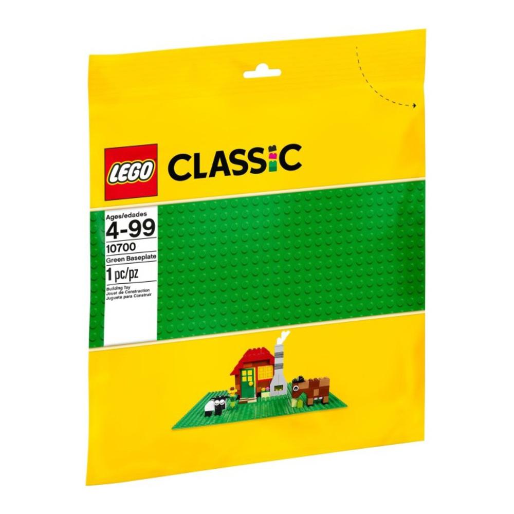 Lego Classic Zöld alaplap 10700